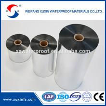 Silikonbeschichtete Aluminium-Trennfolie