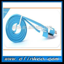 HIgh Speed  Flat Micro USB Cable for Smart Phones