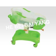 (A-150) ABS Роскошная зеленая перевозка младенца