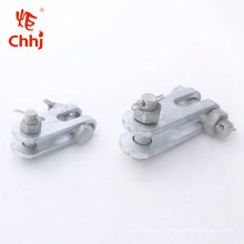 hot dip galvanized Right Angle Z Type Link Plates / link fittings