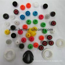 Protection contre l'oreille de Silicone d'oreille de disposition