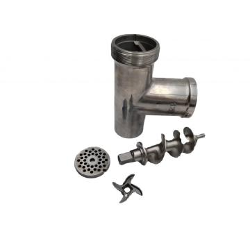 Lost wax casting Meat grinder parts food machinery