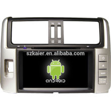 Direct factory ! Android car dvd player gps for 2012 corolla Prado +android 4.1 +dual core +capacitive touch screen+OEM