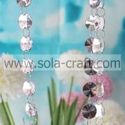 Precio de fábrica Transparente Espejo Sun Bead Chandelier Prisma