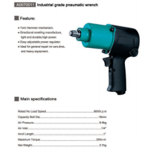 Air Tools 1/2 Impact Wrench Hot sell 1000N.m Pneumatic wrench