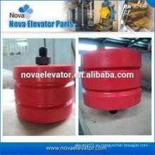 Parachoques del elevador del amortiguador del poliuretano del elevador