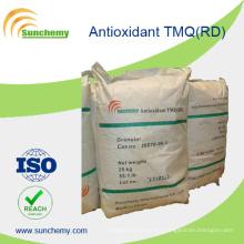 Antioxidante de goma de primera clase Tmq / Rd / Tdq