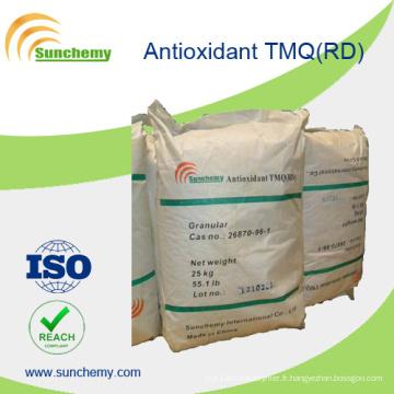 Caoutchouc, Tmq antioxydant/Rd/Tdq