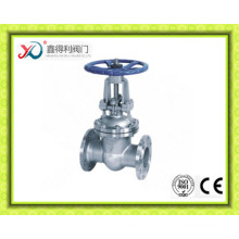 China Factory Carbon Steel WCB Flexible Wedge Gate Valve