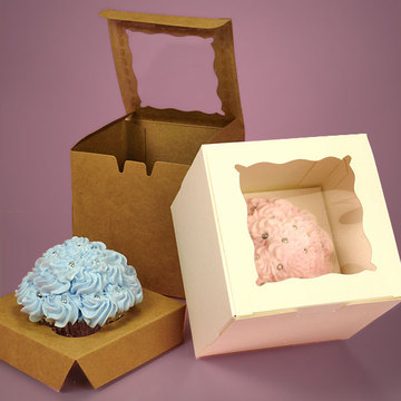 Vouwvenster Cake Boxes