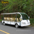Cheap 14 seater electric sightseeing bus price China shuttle bus