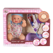 Vinyl Lovely 12 Inch IC Baby Doll (10245302)
