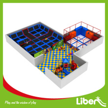 Urban rebounder mark trampolin