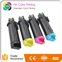 Hige Yield Page para DELL H825 / S2825 Color Toner Cartridge