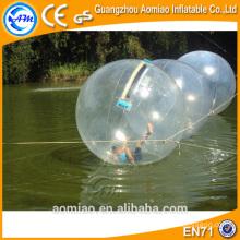 Location de balles à pied gonflable à eau / ballon à eau balle / balle à bille d'eau