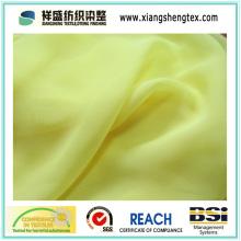 50d imitado tecido de seda chiffon para o vestido