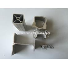 Perfil de aluminio para perfil de gabinete de cocina