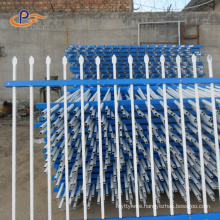Hot Sale 5 Foot Galvanized Steel Wrought Iron Fence and Gates