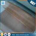 80 100 Mesh phosphorgewebtes Drahtgewebe für die Papierherstellung