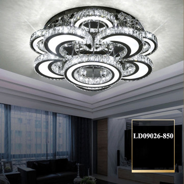 siling chandelier crystal chandelier buatan tangan