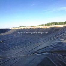 HDPE-Auskleidung für 1,5 mm / 60 mils Deponie