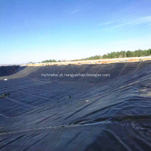 Revestimentos de HDPE de aterro de 1,5 mm / 60mil para aterro