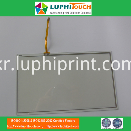 "10.8"" Industrial Application 4 Wires Resistive Touch Screen Panel"