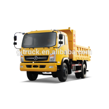 Dayun brand 4X2 drive dump truck for 5-15 cubic meter