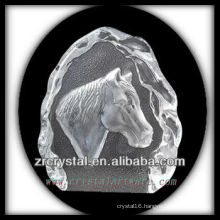 K9 Crystal Intaglio of Mold S058