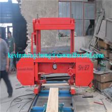 Mini scie scie à ruban horizontale Sh-27 pour la Coupe du bois dans le marché ouest-africain
