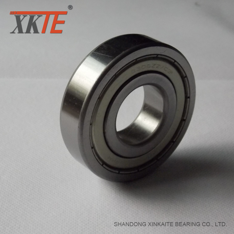 Conveyor+Roller+Spare+Parts+Bearing+6205+ZZ+C3
