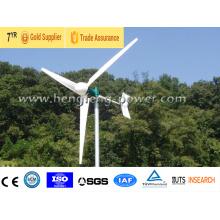 Générateur de puissance éolienne 2kw faible bruit pour un usage domestique