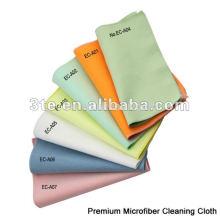 Lente caliente de la venta que limpia el paño, paño de limpieza de la lente de Microfiber