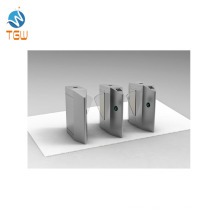 Design New Entrance Security Solutions Access Control Flap Turnstile Gate