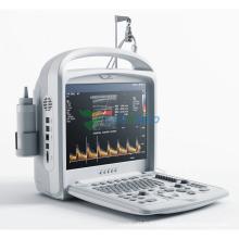 Échographie portable couleur numérique Doppler de diagnostic