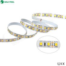 L'éclairage mené blanc chaud de bande de 2700k a mené la lumière flexible de bande 8mm