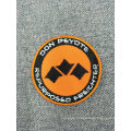2017 High Quality Premium Embroidery Excellent Woven Patch