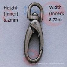 Gancho de seguridad con llave para accesorios de bolsa (J13-186A)