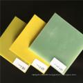 Yellow Epoxy Glass Cloth Sheet 3240