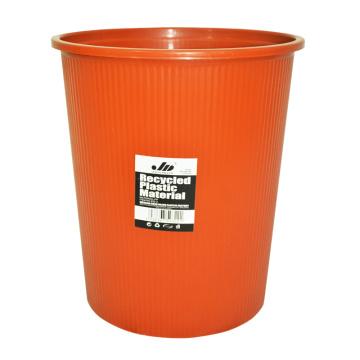 Plastik reine Farbe Open Top Abfalleimer für Haus (B06-932)