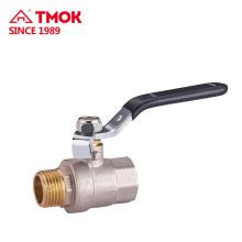 PN16 DN15 Válvula de bola de latón de alta calidad en zhejiang taizhou yuhuan