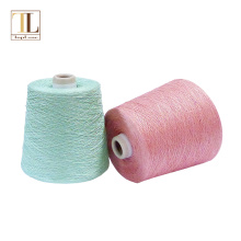 Linen Viscose blend knitting yarn