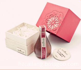 Two Pieces Perfume Fragrance Paper Packaging Box