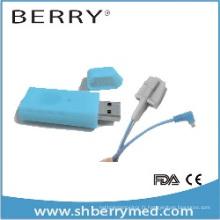 Oxymètre USB avec APP et logiciel gratuit