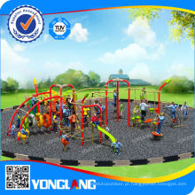 Outdoor Rope and Climb Playground