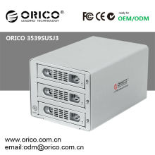 """3bay 3.5"""" HDD enclosure ORICO ORICO 3539SUSJ3"""