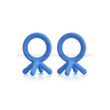 Безопасные нетоксичные силиконовые детские игрушки Teether