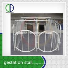 Livestock Pen Good Quality Cajón de la parada de la gestación del cerdo para la caja del cerdo