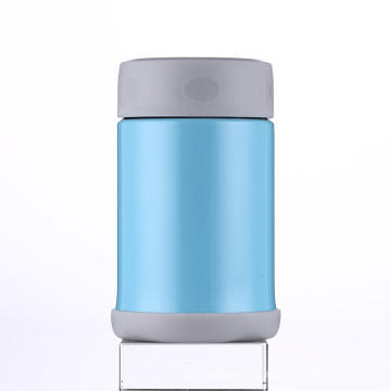 Edelstahl-Vakuumnahrungsmittelglas Svj-350e Blau