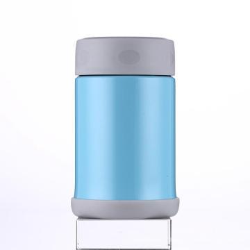 Bocal à aliments sous vide en acier inoxydable Svj-350e bleu